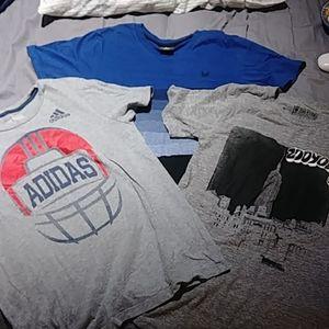 3 boys t-shirts